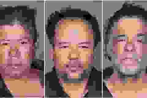 Cảnh sát Mỹ thẩm vấn nghi phạm bắt cóc 3 phụ nữ hơn 10 năm
