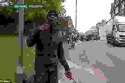 Anh: Bắt thêm 3 nghi phạm vụ sát hại binh sỹ tại London
