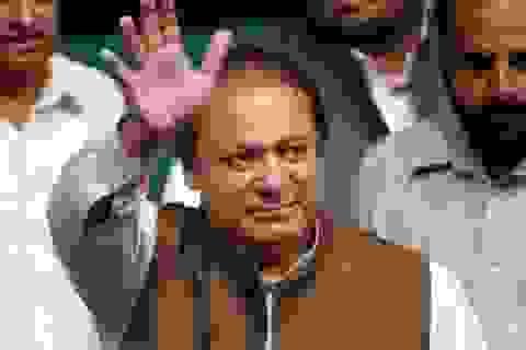 Ông Nawaz Sharif lần thứ 3 trở thành thủ tướng Pakistan