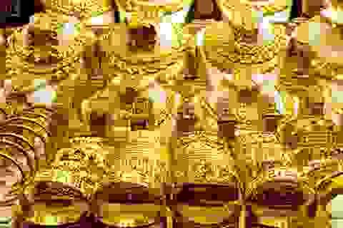 Giá vàng tuần tới sẽ tiếp tục đi lên?