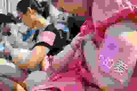 Trung Quốc: Nghề vú nuôi hốt bạc