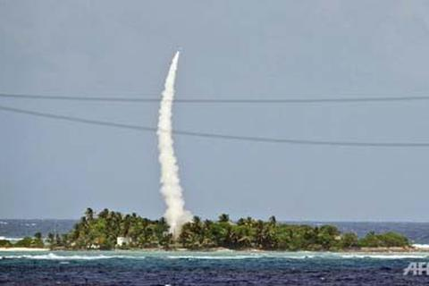 Mỹ lại thất bại khi thử nghiệm lá chắn tên lửa
