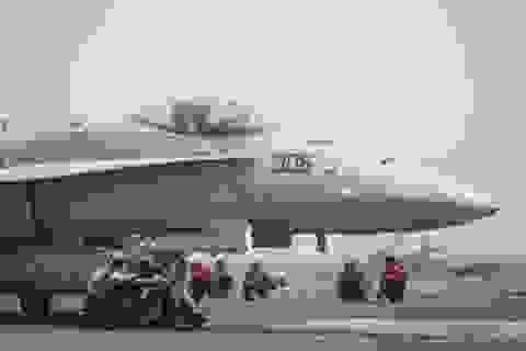 Mỹ điều thêm tàu chiến, úp mở khả năng một mình tấn công Syria