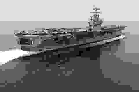 Mỹ điều thêm tàu sân bay, Syria sớm di tản bộ tổng tham mưu