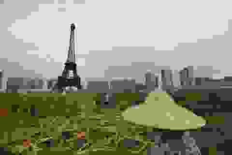 """Trung Quốc: Thành phố nhái Paris """"hóa"""" thành phố """"ma"""""""