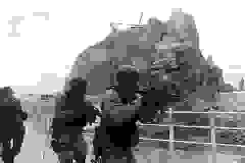 Nhật nổi giận vì Hàn Quốc tập trận trên đảo tranh chấp