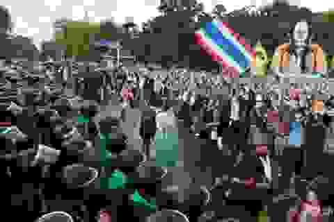 Thái Lan: Biểu tình lan rộng ra ngoài Bangkok