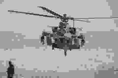 Đài Loan nhận 6 trực thăng tấn công Apache đầu tiên