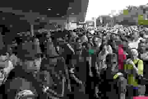 Venezuela tịch biên siêu thị bán hàng giá cao