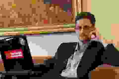 Snowden tuyên bố hoàn thành sứ mệnh bóc trần tình báo Mỹ