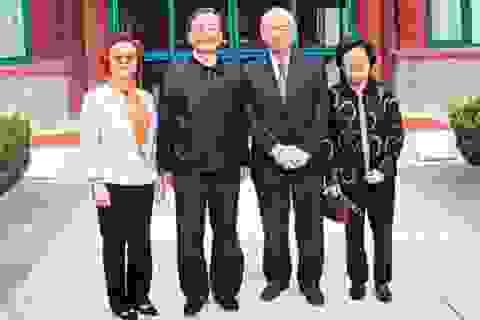 Cựu thủ tướng Trung Quốc phản pháo tin đồn sở hữu hàng tỷ USD
