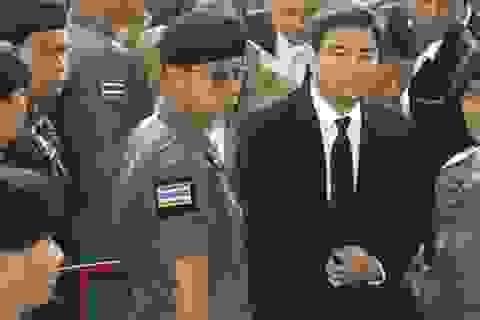 Nhà riêng của cựu Thủ tướng Thái Abhisit bị đặt bom