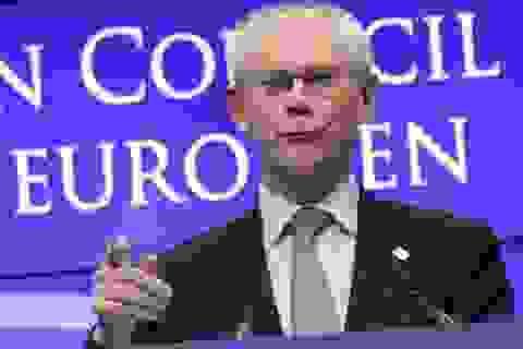 EU dọa đóng băng tài sản, cấm vận Nga