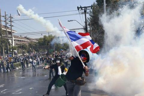 Khủng hoảng tại Thái Lan: Nội chiến cận kề?