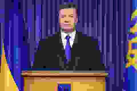 Ukraine: Chính phủ, phe đối lập đồng ý bầu cử sớm