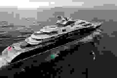 Sửng sốt với siêu du thuyền 7.000 tỷ đồng của triệu phú Nga