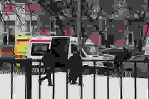 Xả súng tại trường học ở Mátxcơva, 2 người chết