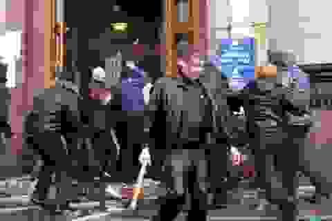 Đụng độ trước ngày bỏ phiếu tại Crimea, 2 người chết
