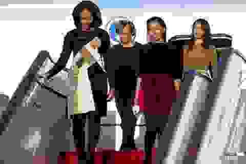 Đệ nhất phu nhân Mỹ Michelle Obama thăm Trung Quốc