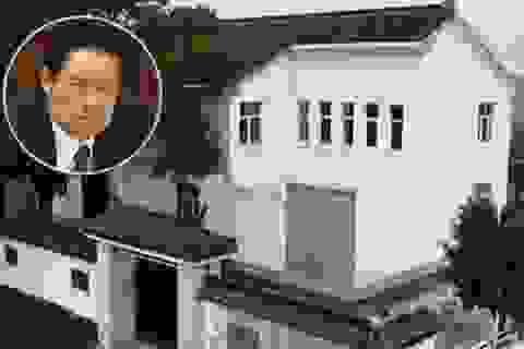 Lộ hình ảnh hiếm về biệt thự của ông Chu Vĩnh Khang
