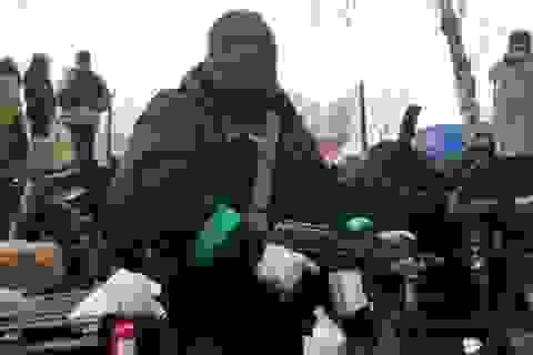 Nổ súng tại chốt kiểm soát Đông Ukraine, 5 người chết