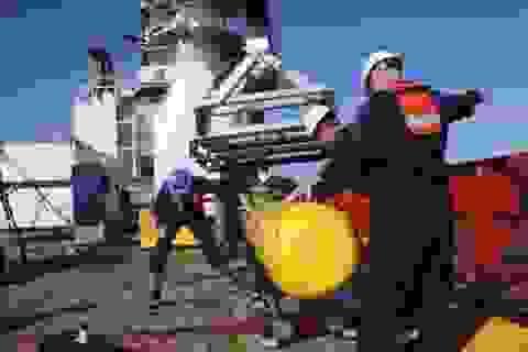 Úc tính triển khai thiết bị định vị mạnh hơn tìm MH370