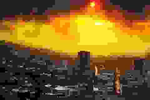 Kinh hoàng biển lửa thiêu rụi 500 căn nhà tại Chile