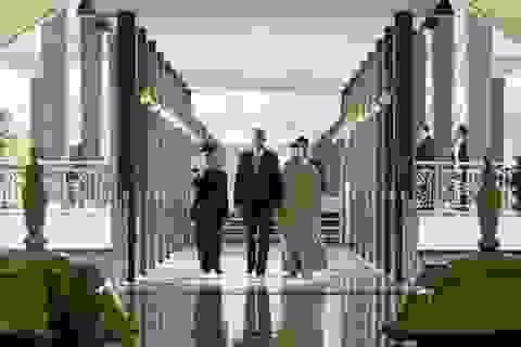 Tổng thống Mỹ tới đền Hồi giáo Malaysia trong chuyến thăm lịch sử