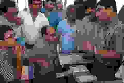Cử tri Ấn Độ bắt đầu cuộc bầu cử lớn nhất thế giới