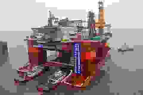 """Giàn khoan phi pháp Hải Dương -981 khiến Trung Quốc mất hàng """"núi"""" tiền"""