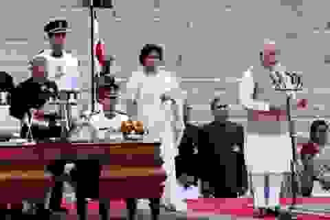 Tân thủ tướng Ấn Độ nhậm chức, công bố nội các mới