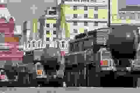 Nga thử thành công tên lửa đạn đạo liên lục địa