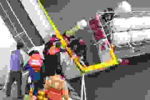 4 thuyền viên phà Hàn Quốc bị khởi tố tội ngộ sát