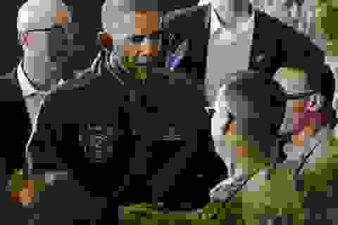 Mỹ duy trì 9800 binh sỹ tại Afghanistan