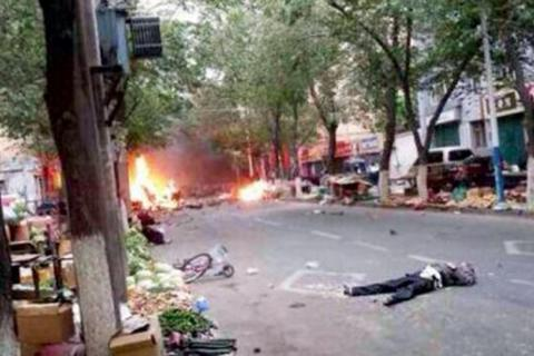 Khủng bố tại Tân Cương: 5 nghi phạm nằm trong số những người thiệt mạng