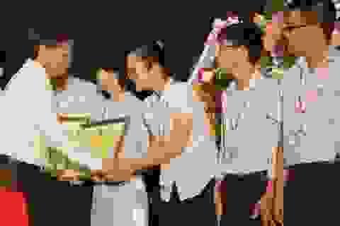 Đà Nẵng: Khen thưởng học sinh giỏi năm học 2012 - 2013
