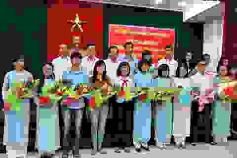 Đà Nẵng tuyên dương học sinh đỗ thủ khoa đại học