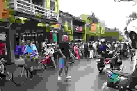 Quảng Nam, Huế: Tạnh mưa, nước rút