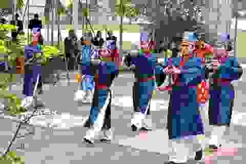 Đà Nẵng: Náo nức lễ hội làng giữa phố