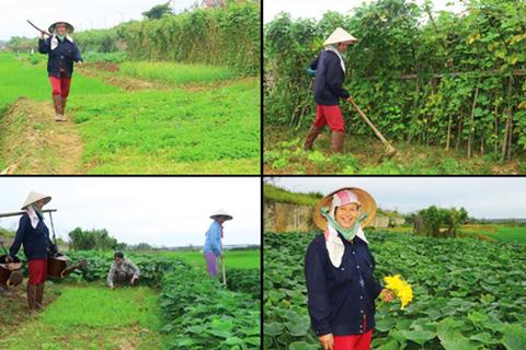 """Chị em phụ nữ Đà Nẵng kể chuyện """"Tôi sống xanh"""""""