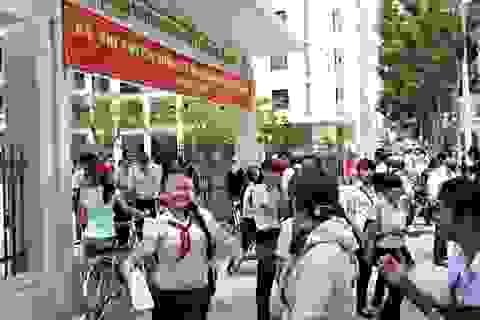 Đà Nẵng: THPT Phan Châu Trinh dẫn đầu số học sinh đăng ký thi vào lớp 10