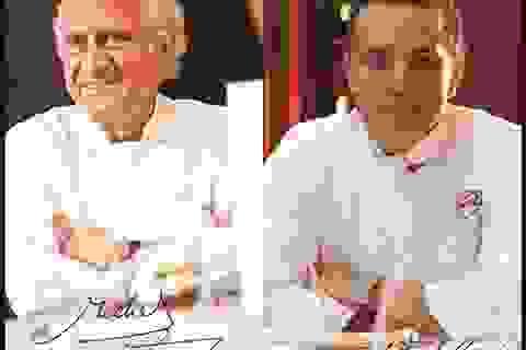 Thưởng thức tinh hoa ẩm thực Pháp và Ý cùng đầu bếp 3 sao Michelin – Michel Roux tại Việt Nam