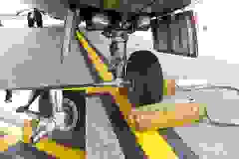 Hé lộ diễn biến điều tra vụ máy bay Vietnam Airlines rơi lốp