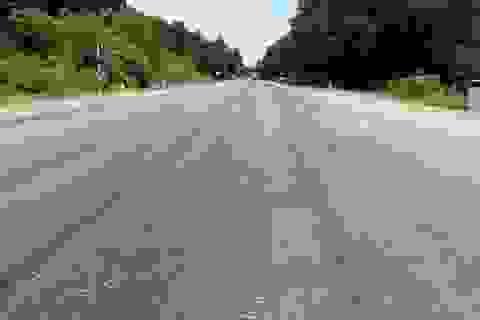 Lún mặt đường Quốc lộ 1A, hạ bậc xếp hạng nhà thầu