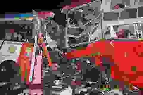 Những vụ tai nạn giao thông thảm khốc nhất năm 2013