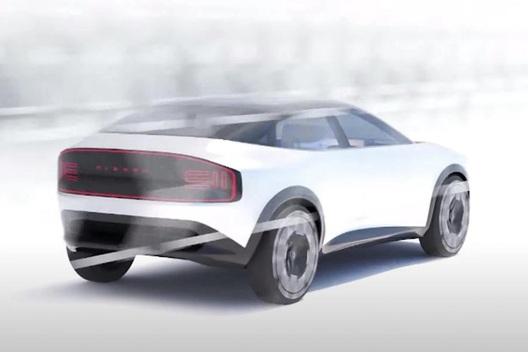 Xe điện Nissan Leaf sẽ trở thành xe gầm cao