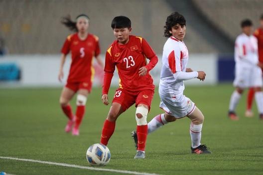 """Đội tuyển nữ Việt Nam rơi vào bảng """"tử thần"""" ở AFC Women's Asian Cup 2022"""