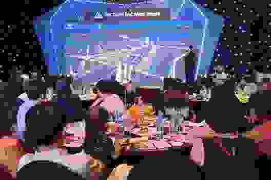 Ấn tượng lễ mở bán dự án bất động sản ven sông Quảng Bình