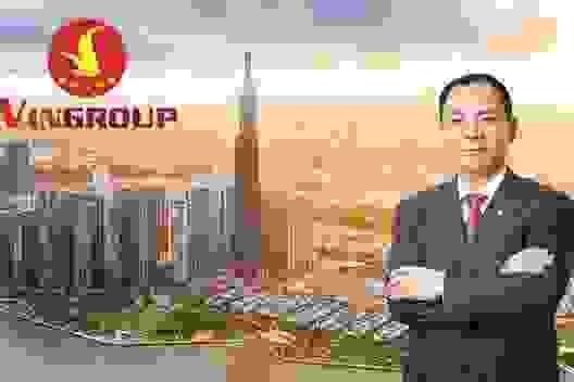 """Ông Phạm Nhật Vượng sắp đạt lãi """"tỷ đô"""" từ bất động sản, cổ phiếu tăng mạnh"""