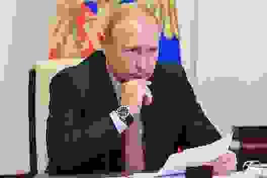 Ông Putin: Trung Quốc, Đức đang hướng đến vị thế siêu cường